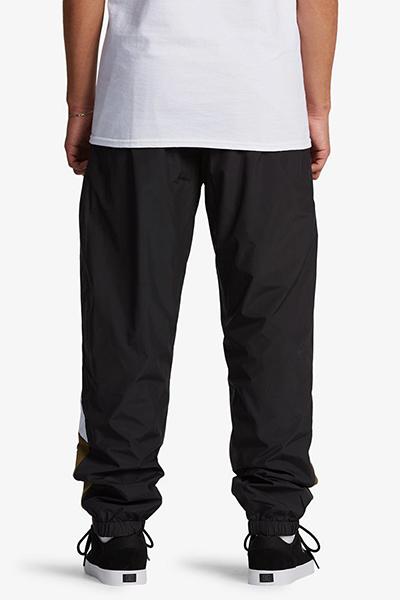 Штаны спортивные DC Shoes Ontheblktrkpant Black