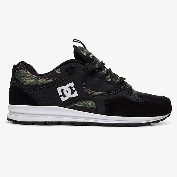 Кроссовки DC Shoes Kalis Lite Shoe Black/Brown/Black