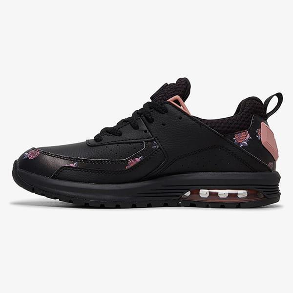 Кроссовки женские DC Shoes Vandium Black/Camo
