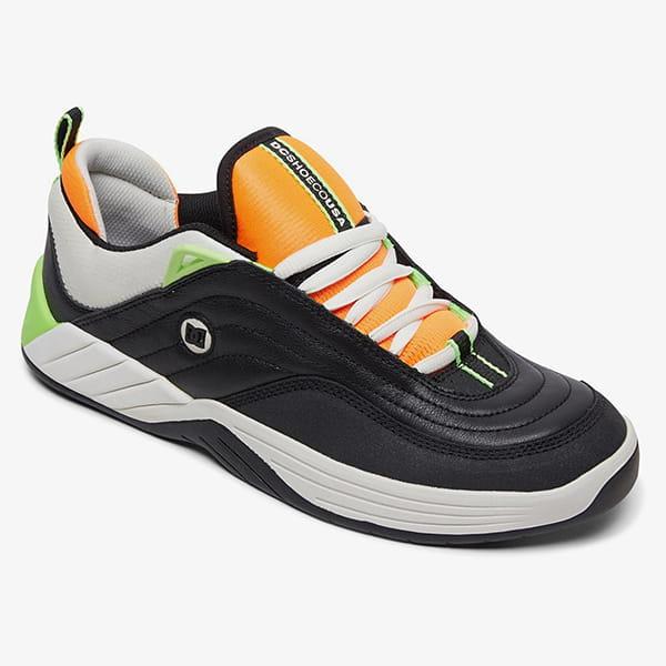 Кроссовки DC Shoes Williams Slim Fluorescent Orange