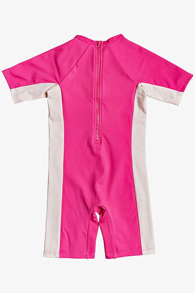 Гидрокостюм (Комбинезон) детский Roxy Springsuit Pink Flambe