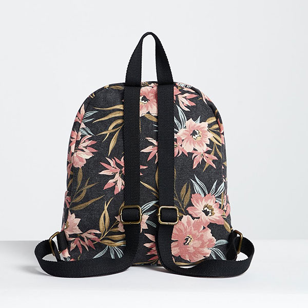 Рюкзак женский Billabong Mini Mama Black/Pink