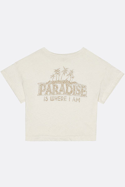 Футболка женская Billabong Paradise All Day Salt Crystal
