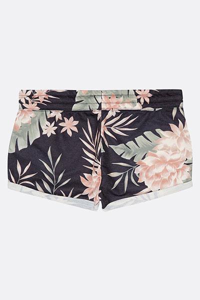 Шорты женские Billabong Summer Time Short Black Floral