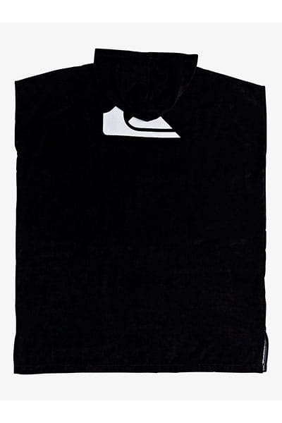 Полотенце QUIKSILVER Hoody Towel Black 72