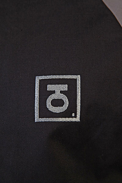 Ветровка Бомбер Юнион Logo Grey