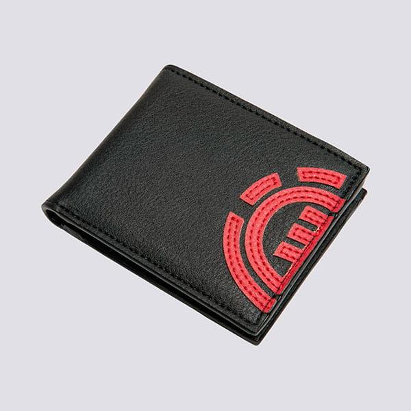 Кошелек QUIKSILVER Daily Wallet Off Black