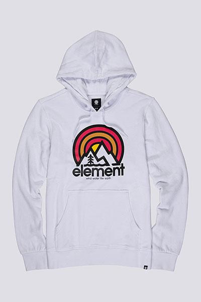 Толстовка Element Sonata Ft Hood Optic White