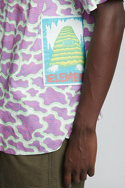 Рубашка Element Water Ss