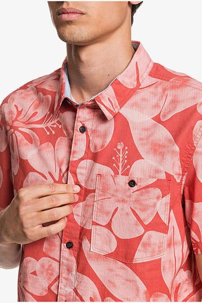Рубашка QUIKSILVER Sabledorss M Wvtp Rnz6 Baked Apple