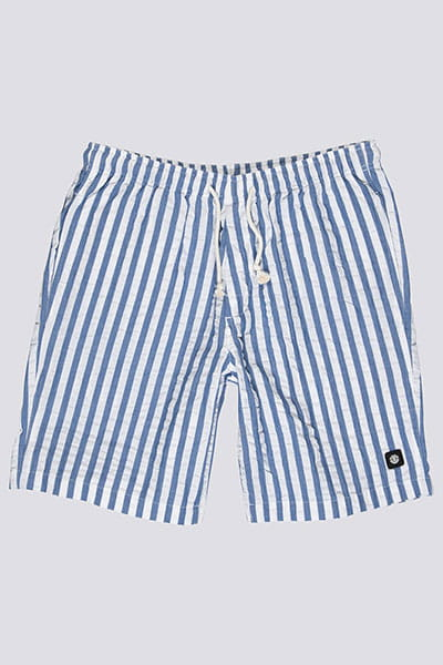 Шорты Element Chillin Short Blue Stripes