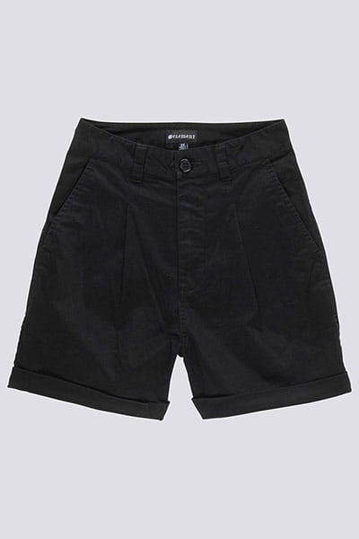 Шорты женские Element Olsen Short Flint Black