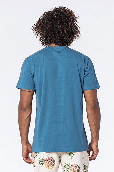 Футболка Rip Curl Rces20 М Party Palm Tee Stellar