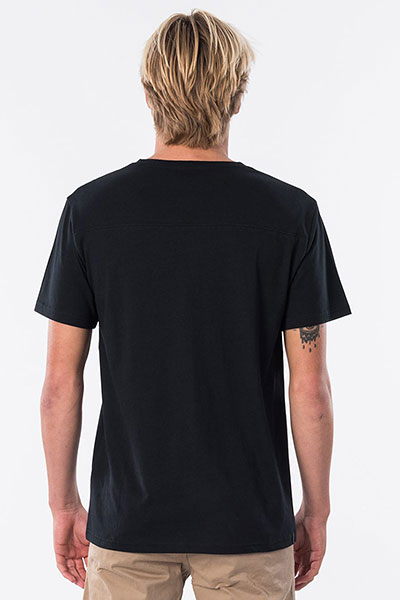 Футболка Rip Curl Rces20 М Son Of Cobra Frame Washed Black