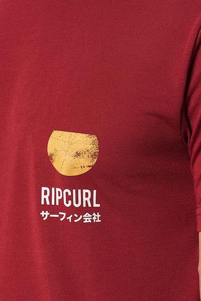 Футболка Rip Curl Ramen Vpc Red