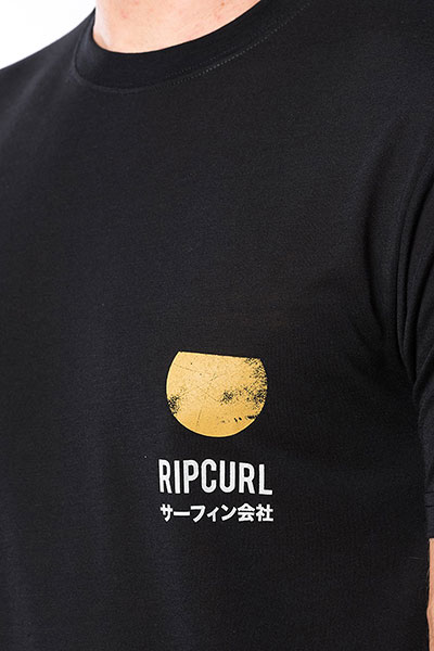 Футболка Rip Curl Ramen Vpc Black