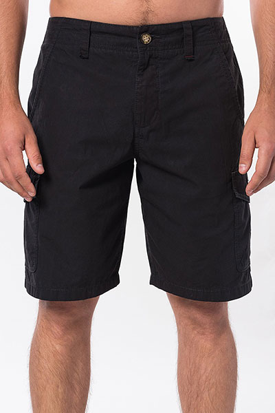 Шорты Rip Curl Trail Walkshort Black