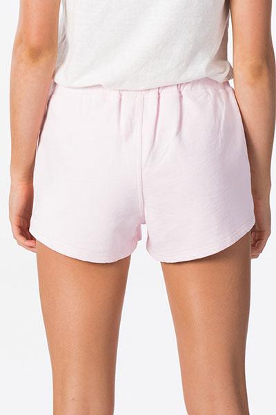 Шорты женские Rip Curl Organic Fleece Short Lilac