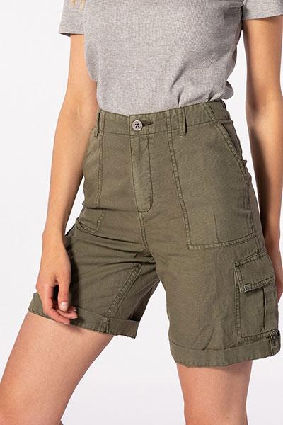 Шорты женские Rip Curl Oasis Muse Cargo Short Ivy Green
