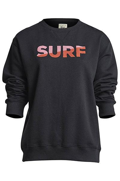 Свитшот женский Billabong Surf Vibe Black