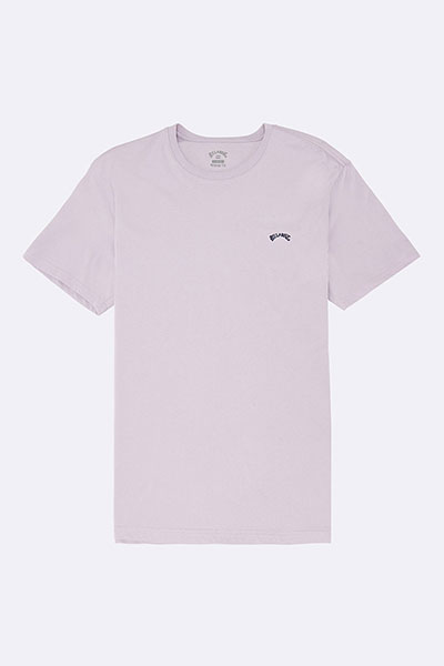 Футболка Billabong Arch Washed Tee Ss Lavender