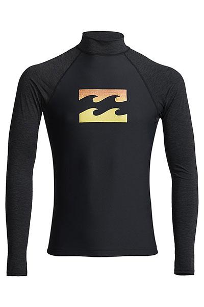 Футболка Billabong Плавания Team Wave Ls Black