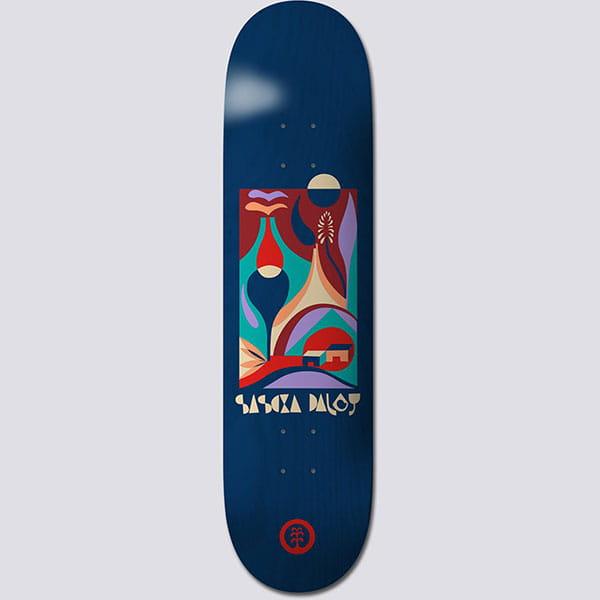 Дека для скейтборда Element Lagunak Sascha Assorted 8.25 (21 см)--18