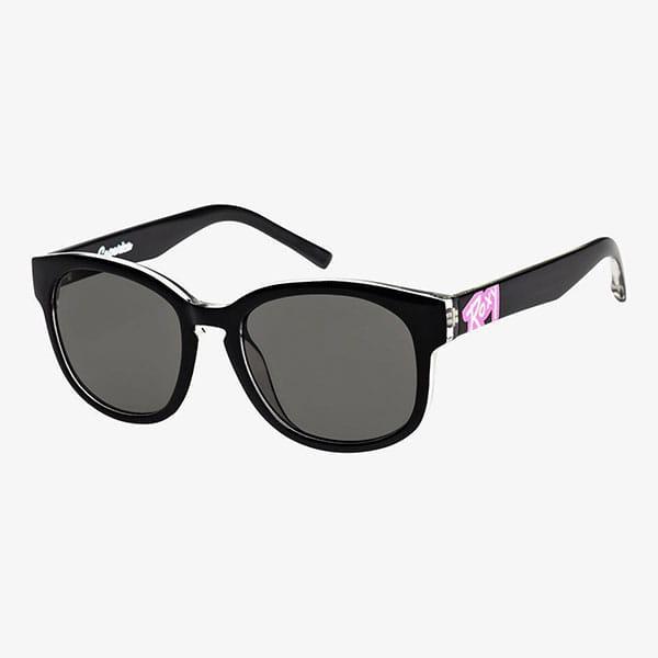 Очки детские Roxy Солнцезащитные Caparica G Black/Grey