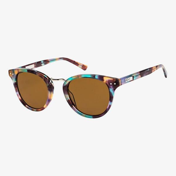 Очки женские Roxy Солнцезащитные Joplin J Tortoise Rainb