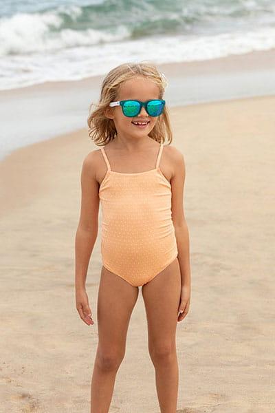 Очки детские Roxy Солнцезащитные Malanai G Crystal Blue