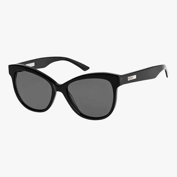 Очки женские Roxy Солнцезащитные Thalicia J Shiny Black/Grey--44
