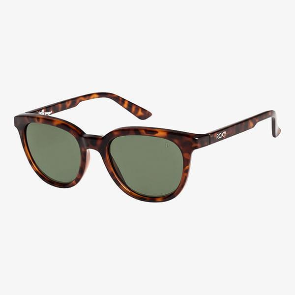 Очки женские Roxy Солнцезащитные Tiare Plz J Tortoise/Green