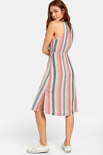 Платье женское Rvca Flossie Multi--52
