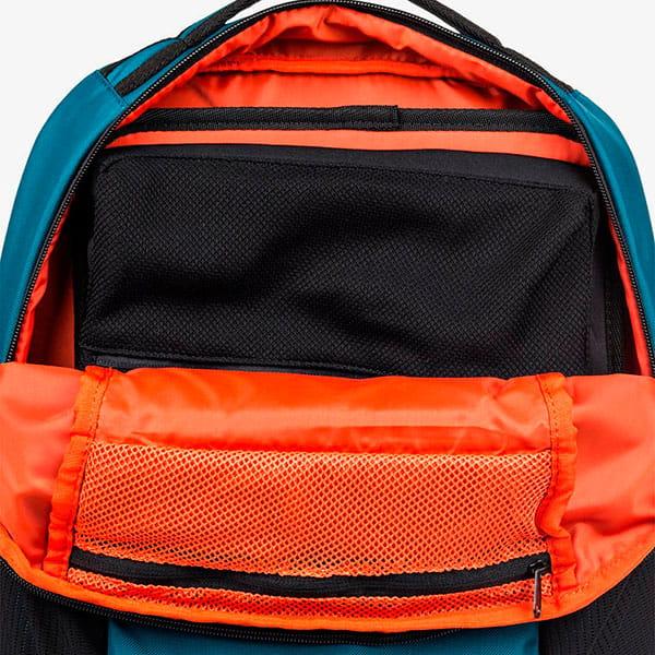 Рюкзаки QUIKSILVER Exhaustpack M Bkpk Brs0 Blue Coral