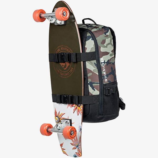 Рюкзак QUIKSILVER Skatepackii M Bkpk Gbp6 Crucial Camo