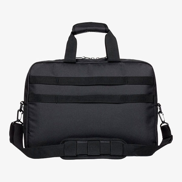 Сумка QUIKSILVER New Carrier M Mgrs Kvj0 Black