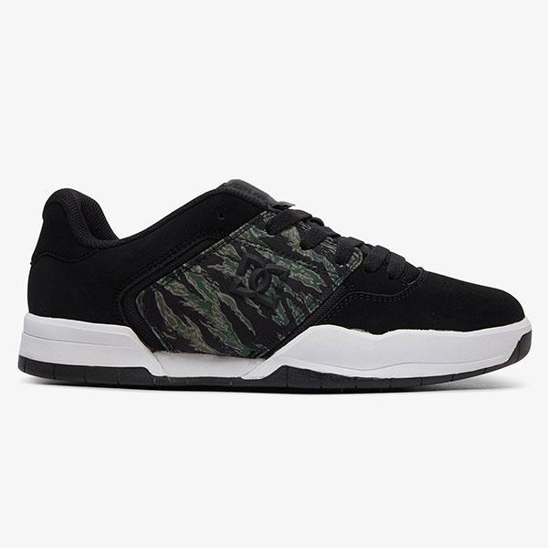 Кроссовки DC Shoes Central Black/Camo