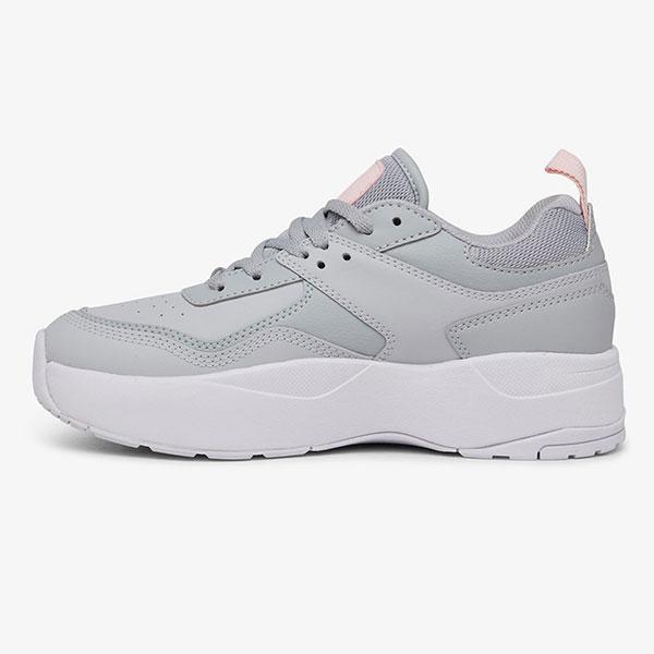 Кроссовки женские DC Shoes E.tribekaplat Grey/Grey/White