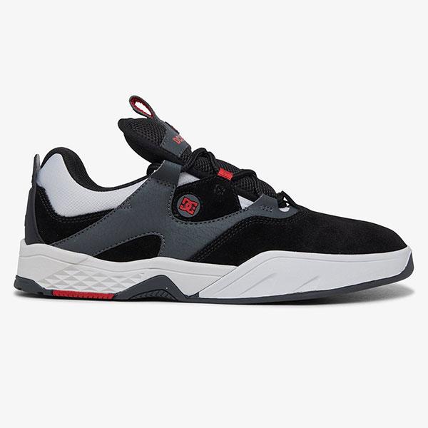 Кроссовки DC Shoes Kalis M Black/Grey/Red