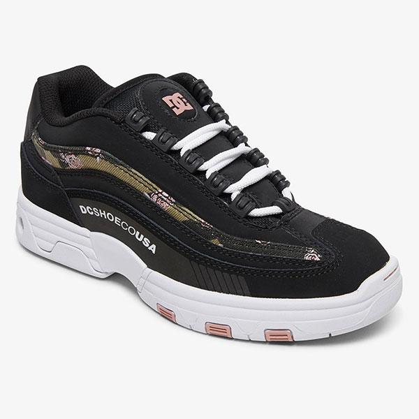 Кроссовки женские DC Shoes Legacy Lite Se Black/Camo