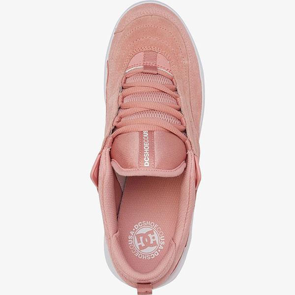Кроссовки DC Shoes Willimas Slim Pink