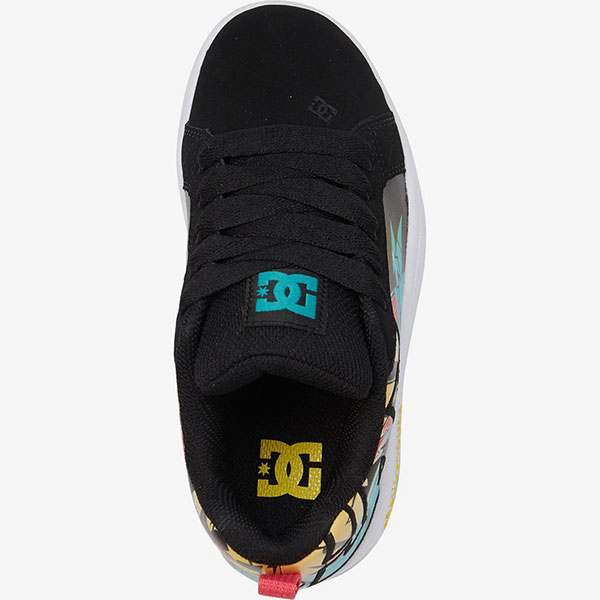 Кеды детские DC Shoes Graffik Se Multi