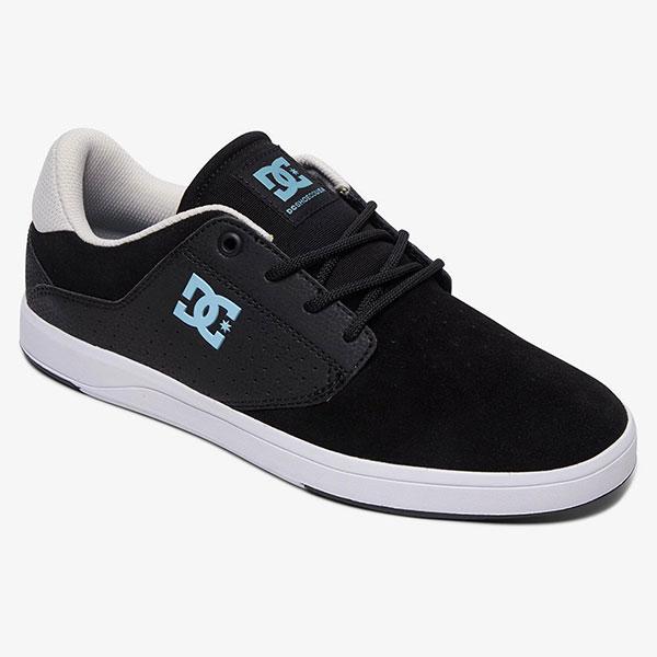 Кеды DC Shoes Plaza Tc Black/Turquoise