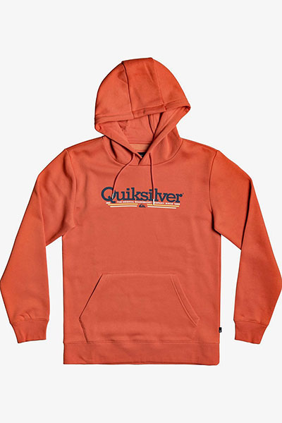 Толстовка QUIKSILVER Tropicallinessf Chili
