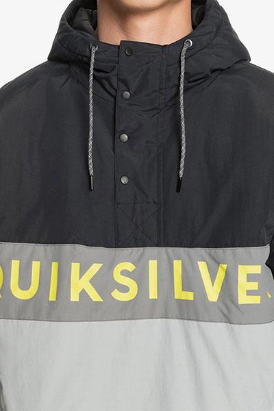 Куртка QUIKSILVER Newtazawa Black