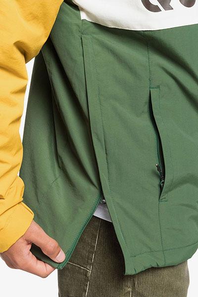 Куртка QUIKSILVER Newtazawa M Honey