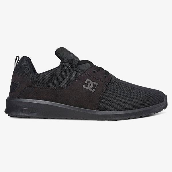 Кроссовки DC Shoes Heathrow Black/Black/Black