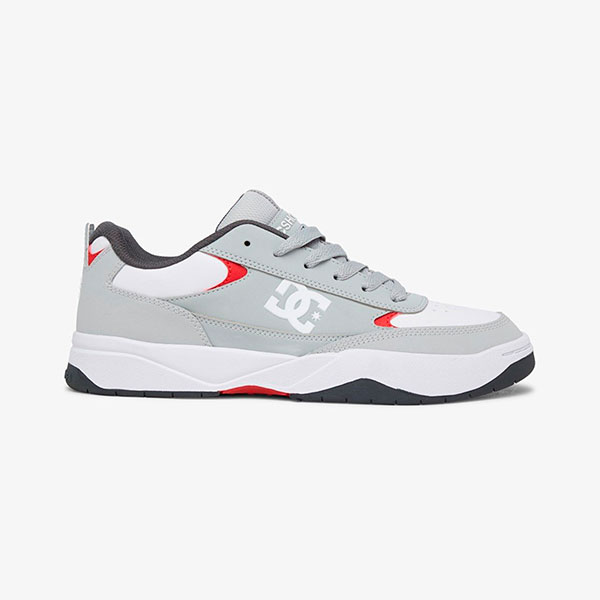 Кроссовки DC Shoes Penza M Grey/Red/White