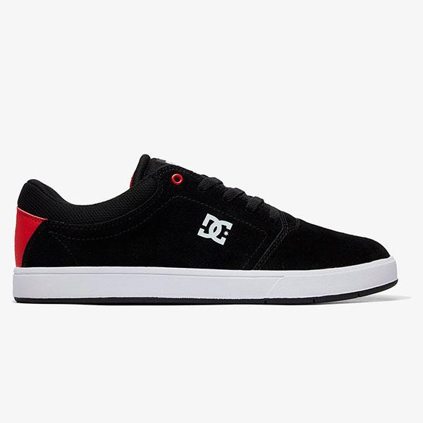 Кеды DC Shoes Crisis Black/Red/White