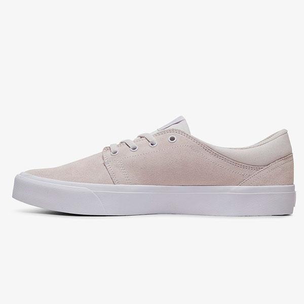Кеды DC Shoes Trase Sd Light Grey